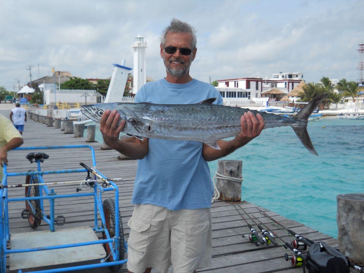 Activities casa caribe for Puerto morelos fishing